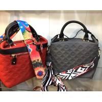 Женские сумки с гитарной ручкой натуральная кожа 0009-01