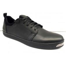 Туфли-слипоны мужские кожаные 0001ВКМ