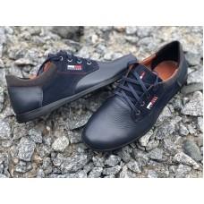 Туфли для мальчиков кожаные (32-39 размеры) 0024ЕДЖ