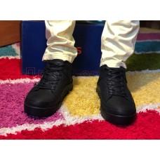 Мужские ботинки из натуральной кожи на осень 0082ГРМ