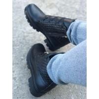 Ботинки женские деми/зима кожа 0074СЗ