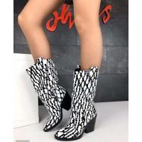 Модные женские ботинки деми кожа под питона 2345ТОПС