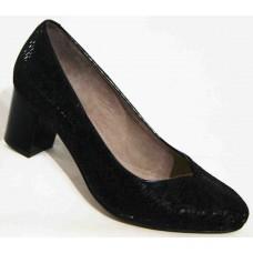 Туфли женские на каблуке кожа 38-44 размеры 0117МД