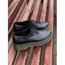 Женские туфли без каблука кожа 0082СЗ