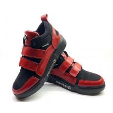 Ботинки детские демисезонные кожаные 0647УКМ