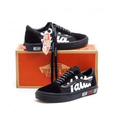 Кеды VANS OLD SKOOL x PATTA BLACK OLD SKOOL (36-44 размеры) 0588КФМ