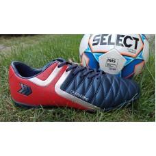 Кроссовки футбольные подростковые сороконожки (36-41р-ры) 0473КФМ