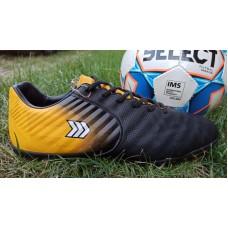 Кроссовки для футбола для подростка сороконожки (36-41р-ры) 0552КФМ