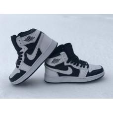 Ботинки женские Nike Air Force демисезонные 0174НИМ
