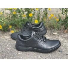 Подростковые туфли кожаные (36-39 размеры) 0166УКМ